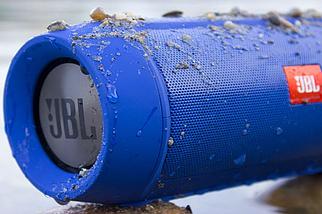 Колонка JBL Charge 2 + | Синяя, фото 3