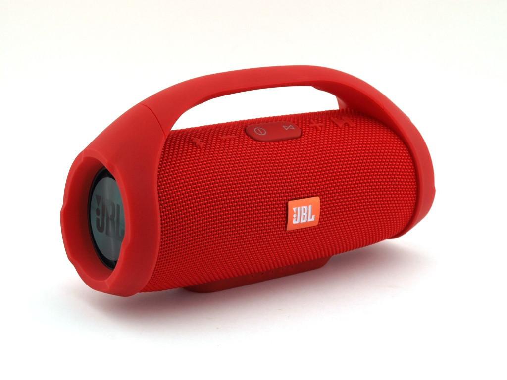 Портативная колонка JBL Boombox Mini   Красная