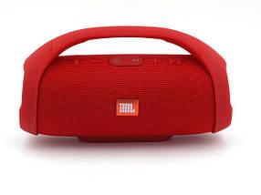 Портативная колонка JBL Boombox Mini   Красная, фото 2