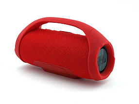 Портативная колонка JBL Boombox Mini   Красная, фото 3