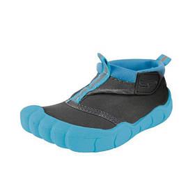 Аквашузы детские Spokey Reef GB 33 Серый с голубым s0444, КОД: 231012