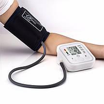 Электронный измеритель давления Electronic Blood Pressure Monitor Arm style   тонометр, фото 3
