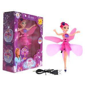 Літаюча лялька фея Flying Fairy | Летить за рукою | Чарівництво в дитячих руках, фото 2