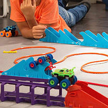 Trix Trux - трасса Монстр траки | 2 машинки в комплекте, фото 3