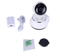 Камера видеонаблюдения WIFI Smart NET camera Q6 | Поворотная сетевая IP-камера, фото 3