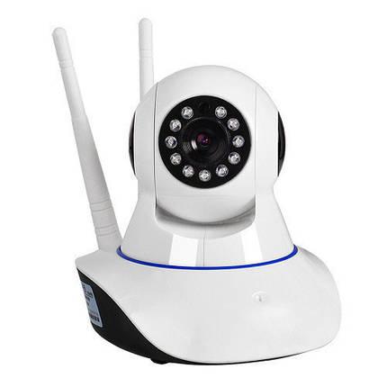 Камера відеоспостереження WIFI Smart NET camera Q5   Поворотна мережева IP-камера, фото 2