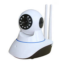 Камера відеоспостереження WIFI Smart NET camera Q5   Поворотна мережева IP-камера, фото 3