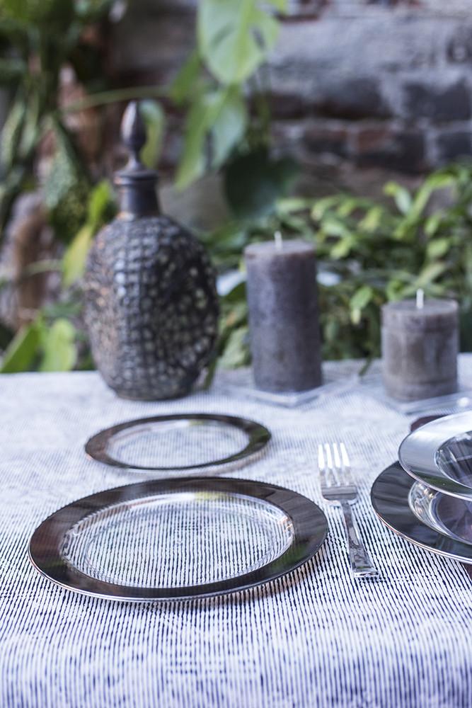Тарелки пластиковые 6 шт 155 мм оптом для ресторанов, кенди баров, horeca  Capital For Peoplе.