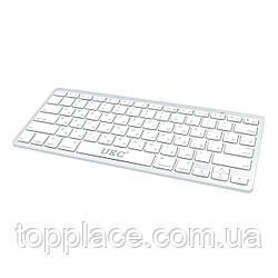 Клавиатура беспроводная Combo BK-3001, Silver (G101001146N)