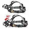 Акумуляторний ліхтар налобний RJ-3000, фото 5