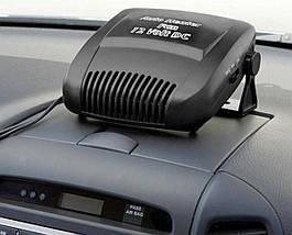 Автомобильный керамический обогреватель салона CAR HEATER 12V, фото 3