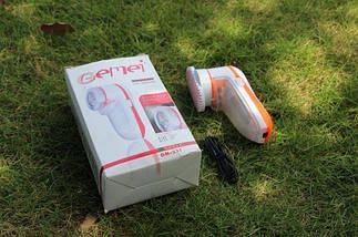 Машинка для видалення катишек з одягу Gemei GM 231, фото 2