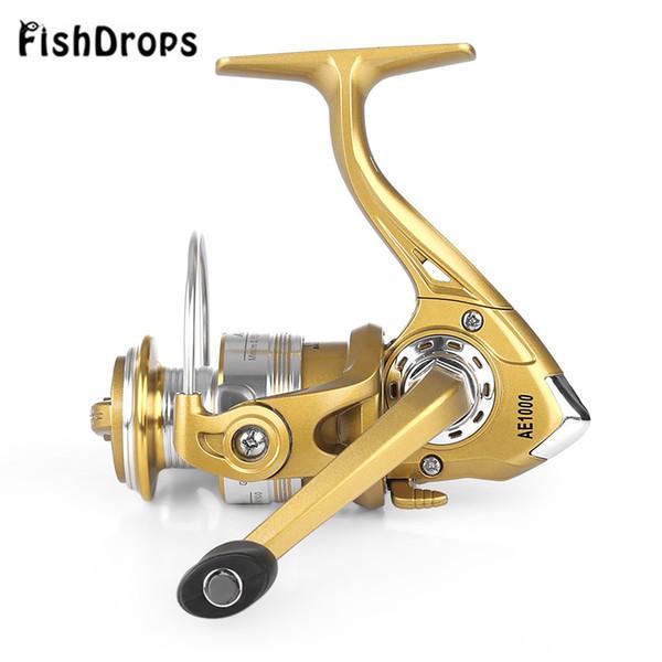 FishDrops AE1000FD 12+1bb aluminum