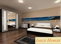 Спальня Бася Нова  Олимпия 3Д