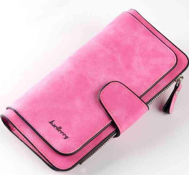 Жіночий клатч Baellerry Forever Mini N 2345 | Рожевий