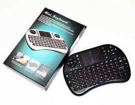 Беспроводная клавиатура для Smart TV KEYBOARD wireless MWK08/i8, фото 2