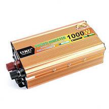Автомобильный преобразователь напряжения инвертор AC/DC SSK 1000W 24V, фото 2