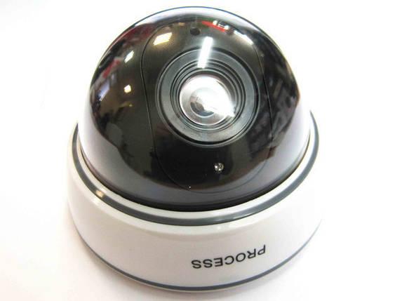 Камера відеоспостереження муляж купольна DS - 1500B, фото 2