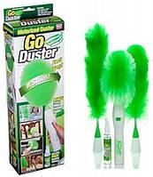 Щетка вращающаяся для удаления пыли Go Duster | Метелка от пыли