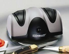 Точилка для кухонних ножів Electric Knife Sharpener | Ножеточка, фото 2