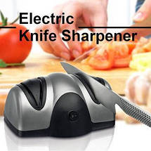 Точилка для кухонних ножів Electric Knife Sharpener | Ножеточка, фото 3