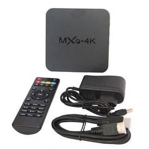 Смарт приставка Android TV BOX MXQ 4k 1GB/8GB   Смарт ТВ