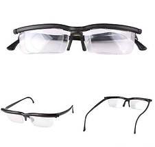 Універсальні окуляри для зору Dial Vision   Окуляри з регулюванням лінз, фото 3
