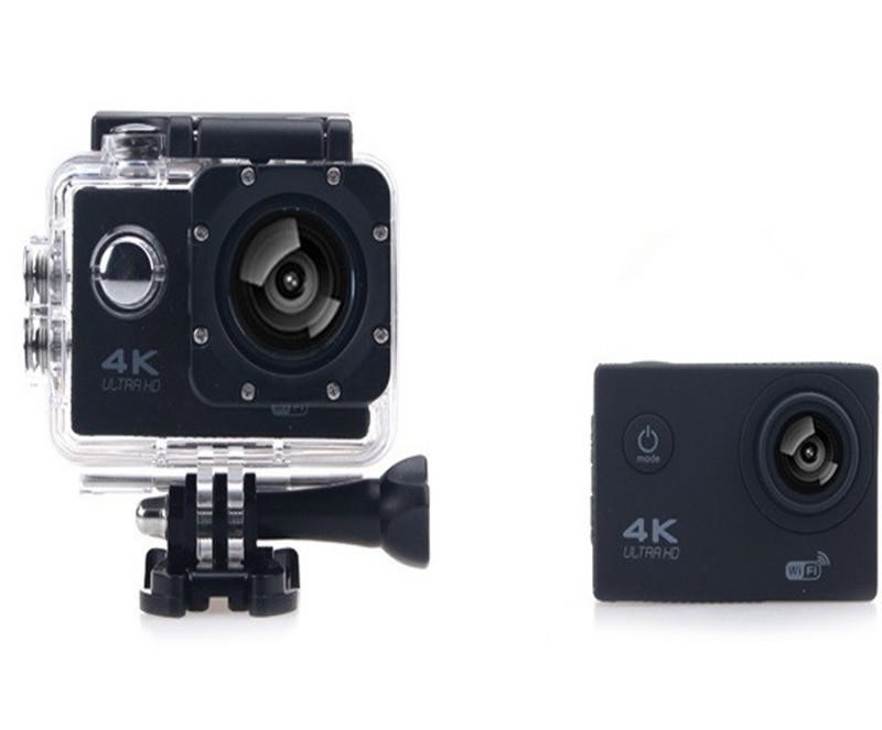 Водонепроникна Екшн Камера F60 | Спортивна камера