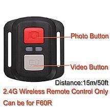 Водонепроникна Екшн Камера F60 | Спортивна камера, фото 3