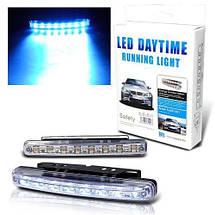 Дневные ходовые огни DRL 8 LED ДХО DR-2 030 | Лед фары дневные, фото 2