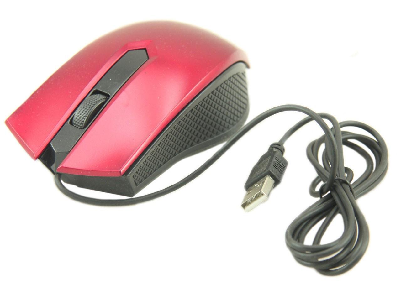 Компьютерная мышка проводная оптическая H0266 407
