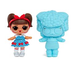 Игровой набор с куклой L.O.L. S4 - Секретные месседжи в дисплее | Кукла Лол Капсула  L.O.L. Surprise Eye Spy, фото 2