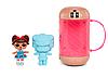 Игровой набор с куклой L.O.L. S4 - Секретные месседжи в дисплее | Кукла Лол Капсула  L.O.L. Surprise Eye Spy, фото 4