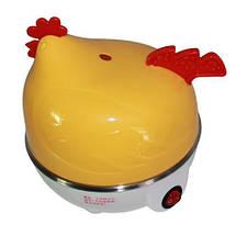 Яйцеварка электрическая EggCooker3106   Прибор для варки яиц, фото 3