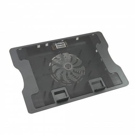Охолоджуюча підставка для ноутбука N88 | Столик для ноутбука, фото 2
