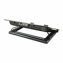 Охолоджуюча підставка для ноутбука N88 | Столик для ноутбука, фото 3