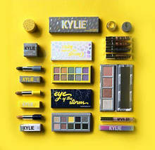 Подарунковий набір косметики Kylie Weather Collection, фото 2