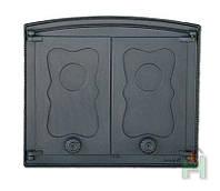 Чугунные дверцы Halmat Batumi I (Н3501) (440x380), фото 1