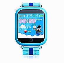 Умные детские смарт-часы с GPS Smart Baby Watch Q100, фото 3