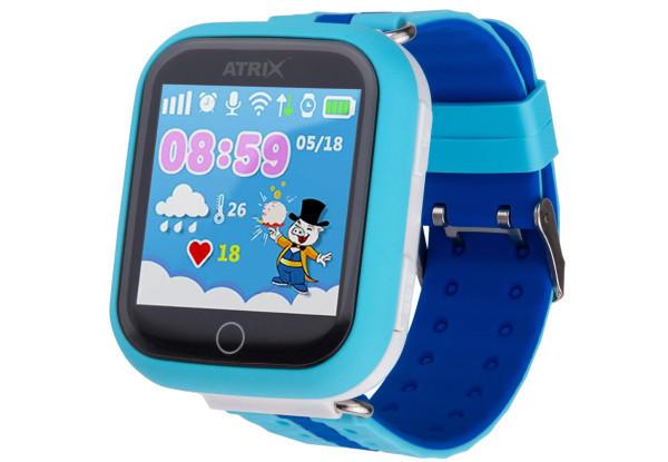 Умные детские смарт-часы с GPS Smart Baby Watch Q100