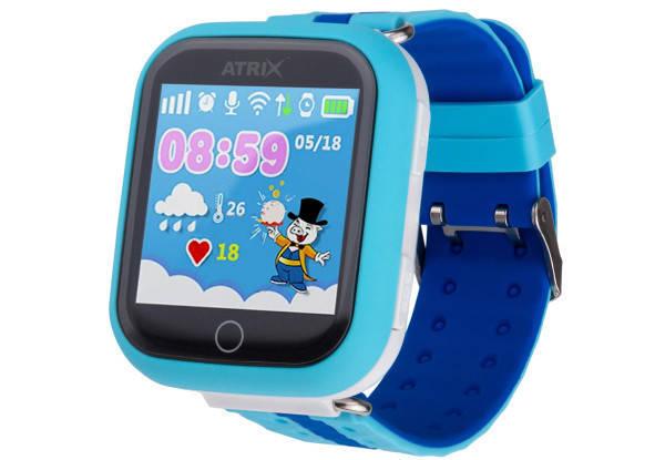 Умные детские смарт-часы с GPS Smart Baby Watch Q100, фото 2
