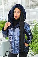 Куртка  на сентипоне осень- зима в расцветках  72908