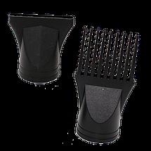 Професійний потужний фен для волосся Gemei GM-1767 3000W, фото 3