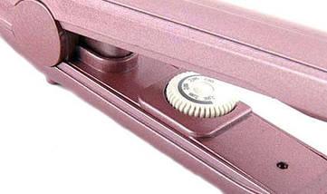 Утюжок випрямляч для волосся Gemei GM-1952, фото 2