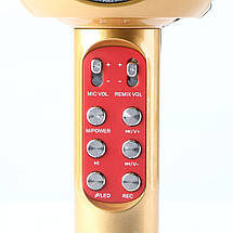 Бездротової Bluetooth караоке-мікрофон Karaoke DM WS-1816, фото 2