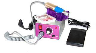 Машинка для манікюру і педикюру Beauty nail NN 25000 | Фрезер для нігтів