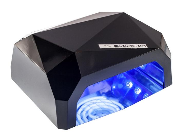 Гібридна лампа для нігтів 36W Quick CCFL + LED Nail Lamp