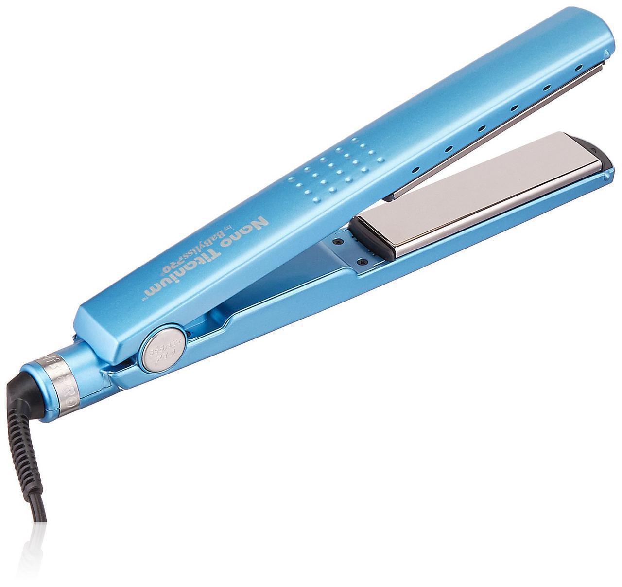 Утюжок для волос Babyliss Pro Titanium 450F | Утюжок для выпрямления