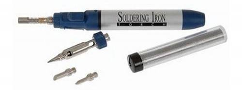 Портативный газовый паяльник 3 в 1 Soldering Iron TORCH YJ230, фото 2