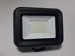 Светодиодный прожектор GLX 20W IP65 5000К черный